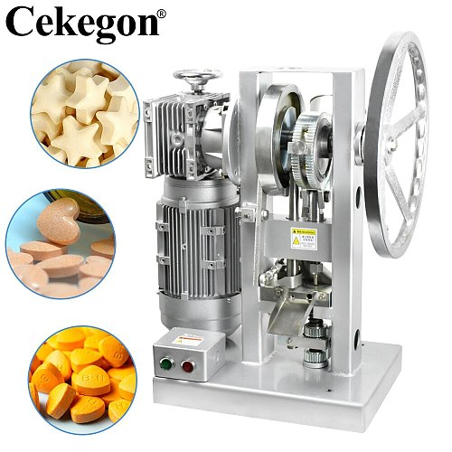 Cekegon Single punch tablet press, pill press machine, pill making ,electric candy press machine pill