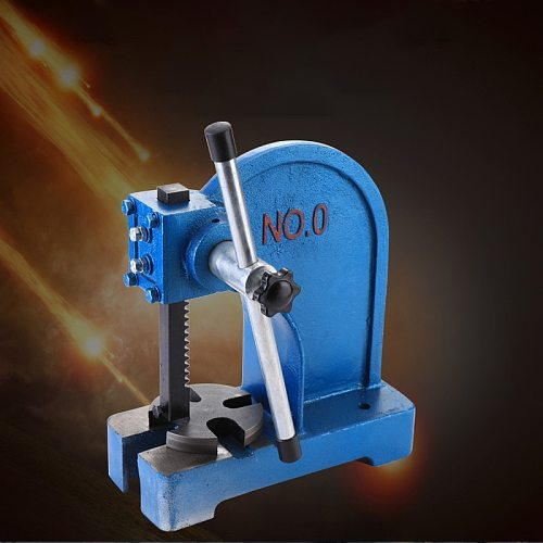 AP-1T Manual Presses Machinehand Press Machine Small Industrial Hand Press Mechanical Wrench Punch Press Machine High-intensity