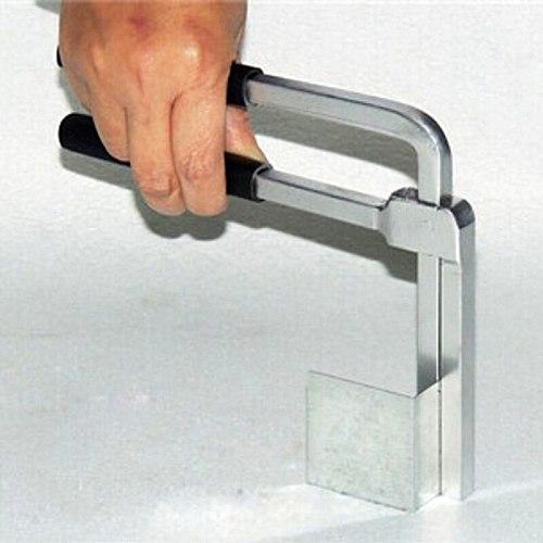 Metal Channel Letter Bender Ss Aluminum Bending Tool Square Round Bender Welding plier 10cm