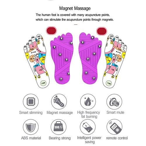 1PC Lazy Mini Slimming Machine Vibration Massager Body Shaping Machine Slim Body Shaping Body Exercise Machine 220V