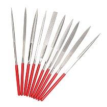 10/5pcs Mini File Set Diamond Mini Needle File Set Handy Tools Ceramic Crafts DIY Wood Rasp Jewelry Polishing Carving Tool