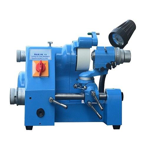 U3 Universal Cutter Grinder 220V/380V  Drill Sharpener Sharpening Machine for End Mill Twist Drill Cutter Grinding Tool