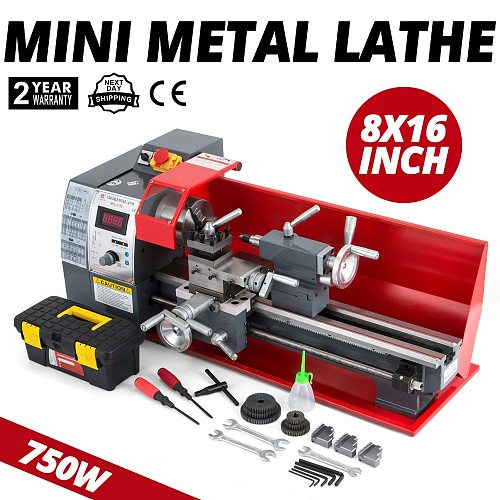 8x16 Inch Metal Processing Variable Speed Lathe Metal Lathe discount price