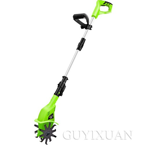 Electric small weeder, grounding machine, excavator, rotary tiller, lithium cultivator, tiller