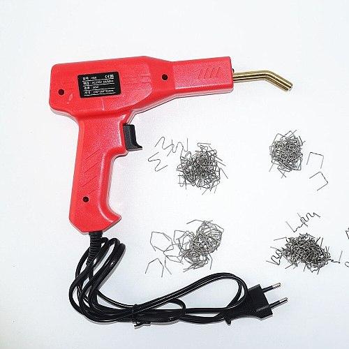 Plastic Welder Tools For Garage Semi-automatic welding machine Plastic Repairing Car Bumper Repair Hot Stapler Soldering plastic