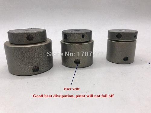 Free Shipping: 20mm welding parts, die head,  thick Welding Mold, PPR,PE,PB Water Pipe hotmelt butt welding,