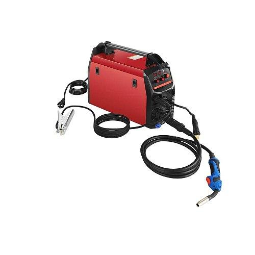 Synergic MIG Welding Machine 195A/225A Arc Welding Equipment MAG MMA TIG Spool Gun 230V CE Multifunction MIG Welder