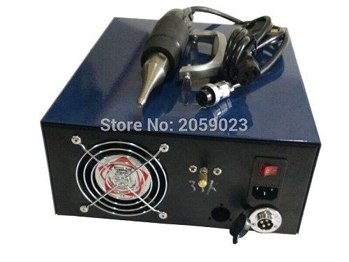 Ultrasonic positioning welding machine Plastic Welding Machine Ultrasonic Plastic Welding Machine Can Welder PE Material