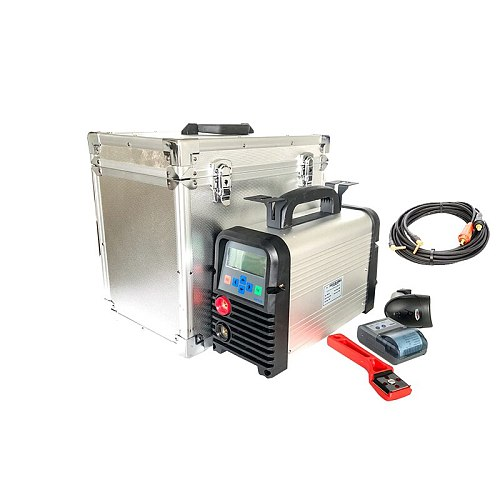Electrofusion welding machine for HDPE pipe fitting Usage
