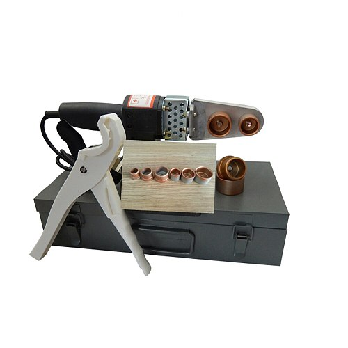600w Household Hot Melter PPR Hot Melt Machine 20-32 Electronic Constant Temperature Water Pipe Ironing Machine