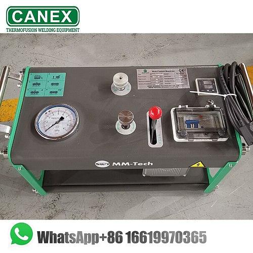 semi-automatic butt fusion welding equipment