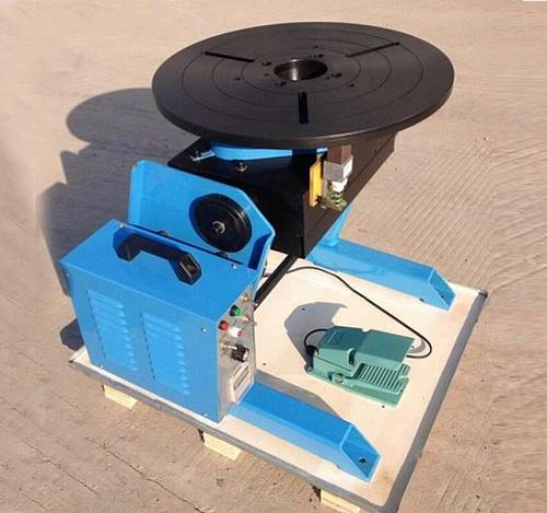 HD-100 100KG welding positioner welding turntable without chuck