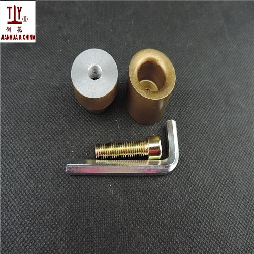 Free Shipping 42g weight welding parts, golden die head, 16mm thick Welding Mold, PPR,PE,PB Water Pipe hotmelt butt welding
