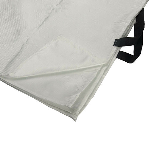 Fireproofing Fire Blanket Gas Station Cover Fiberglass Welding Shield Protector