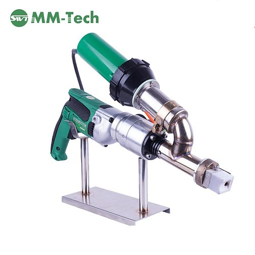 SWT-NS600E hand held extruder weld machine plastic granules or rod