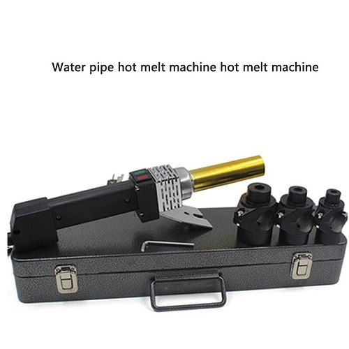 1PC Water Pipe Hot Melt Machine Electronic Thermostat Heat Sealing Plastic Welding Machine PPR Water Pipe Copper Tube Welder