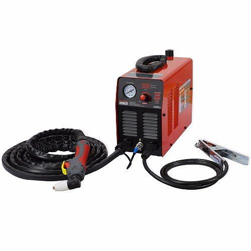 IGBT Plasma Cutter CUT45i 220V Arcsonic HeroCut Air Plasma cutting machine 12mm clean cutting video