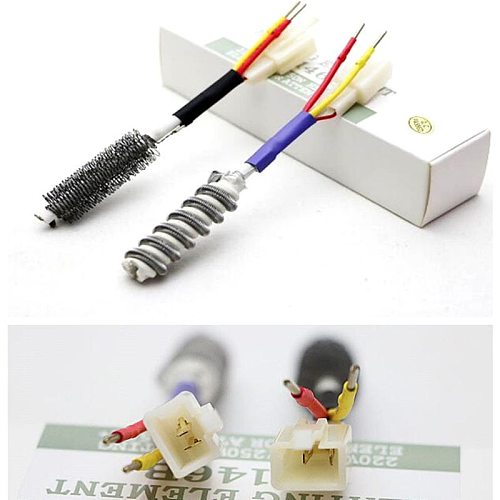 2kinds Atten Hot air gun heat gun Heating Element Ceramic Heater A1146 A1148 for 850B 850b 850D 850DB 852D 8502b