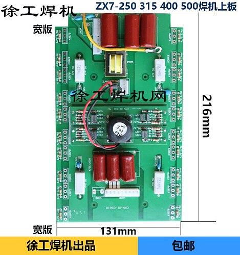 20 3878MOS Tubes ZX7315400 500 Welding Machine Upper Board Inverter Board Welding Machine Circuit Board