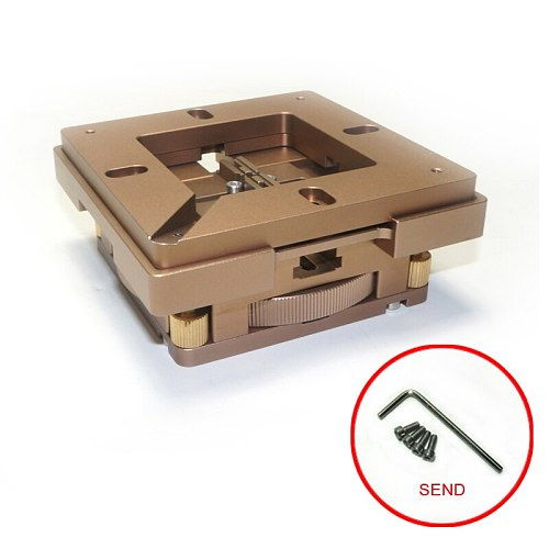 80mm 90mm Universal BGA Reballing Station with Magnet Auto Adjust Stencil Holder