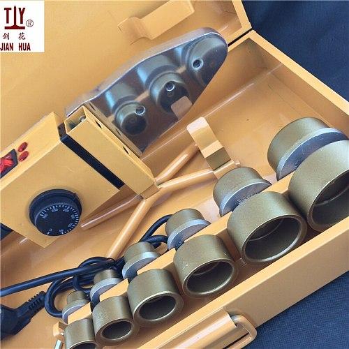 High grade Temperature controled, PPR Welding Machine, AC 220V 1500W DN 20-63mm plastic pipe welding machine