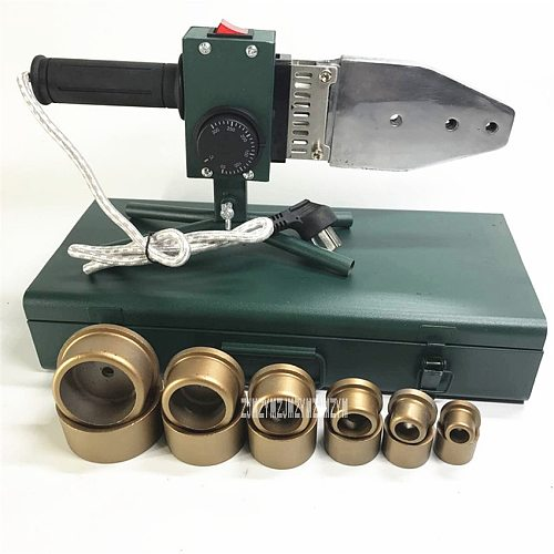 New Electric Pipe Welding Machine PPR Water Pipe Hot Melt Machine Household Hydroelectric Engineering Pipe Welding Machine 220V
