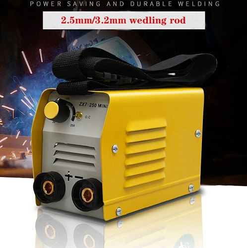 Free  shipping single phase 220v/230v inverter igbt arc zx7 mma welding machine zx7-250 mma-250