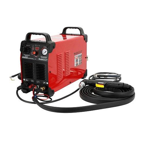 CNC Non-HF Pilot Arc HC8000 80A 220V&380V IGBT Plasma Cutter Digital Control Plasma Cutting Machine Cutting Thickness 30mm Show