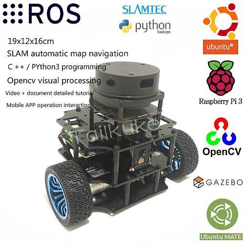 ROS Robot Smart Car SLAM Construction Map Navigation Development Learning Kit Super Turtlebot3