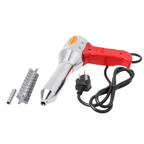 700W Plastic Welding Torch Industrial Hot Air Soldering Gun Ceramic Heater Welding Torch for dust removal