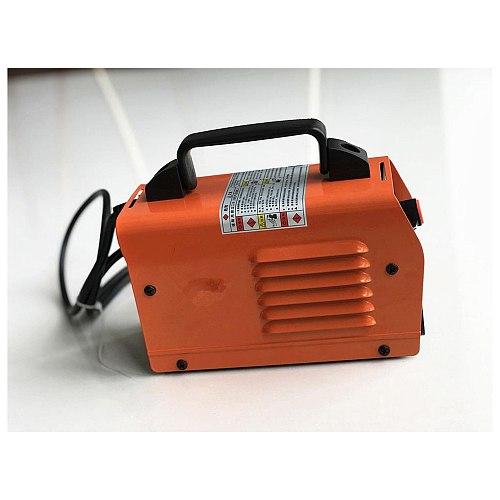 Ru delivery 250A 220V Compact Mini MMA Welder Inverter ARC Welding Machine Stick Welder