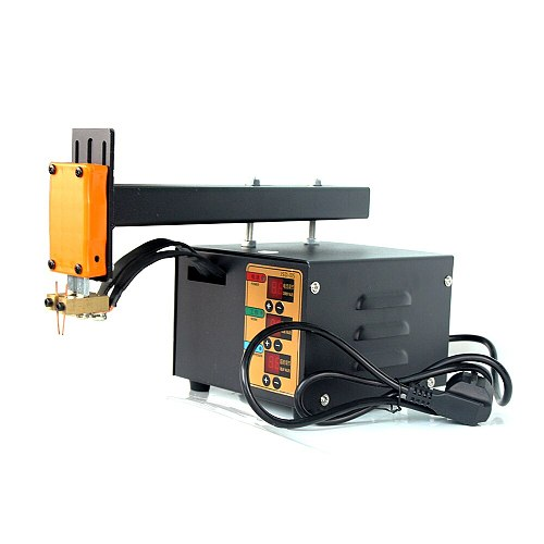 Point Welding Machine Spot Welder Battery 0.2mm (nickel Plated Steel) JSD-IIS Adjustable Small Pack Lithium Household Handheld