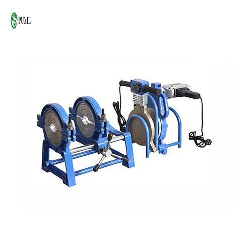 New pipe fusion  welding tool 63-160 1700W 220V (63-160mm) PE PPR PB PVDF butt welding machine Fusion motor