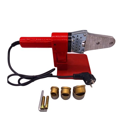 Temperature controled PPR Welding Machine, plastic pipe welding machine, welder machine AC 220V 600W 20-32mm
