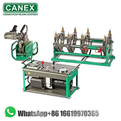 pe hydraulic butt fusion welding machine