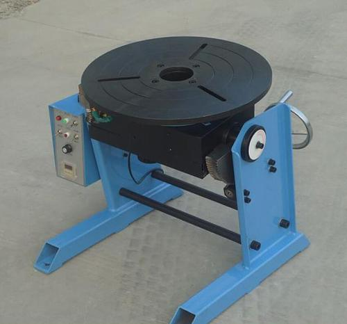 300KG welding positioner HD-300 welding turntable without chuck