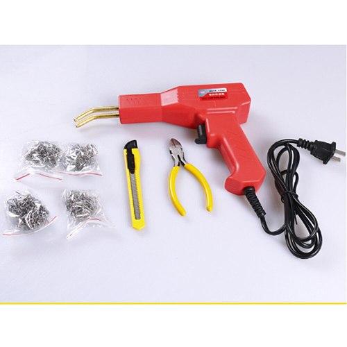 Hot Staplers Machine Plastics Welder Garage Tools 50W Staple PVC Repairing Machine Car Bumper Welding Repairing Soldering Iron