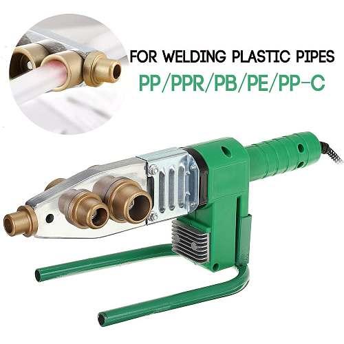 Tube Welding Machine PPR PE PP Pipe Welding For Plastic Pipes PPR Welding Machine Water Pipe Welder for Heating PPR