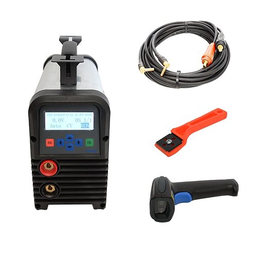 HDPE Electrofusion machine for drainage pipes & fittings 20 to 200mm