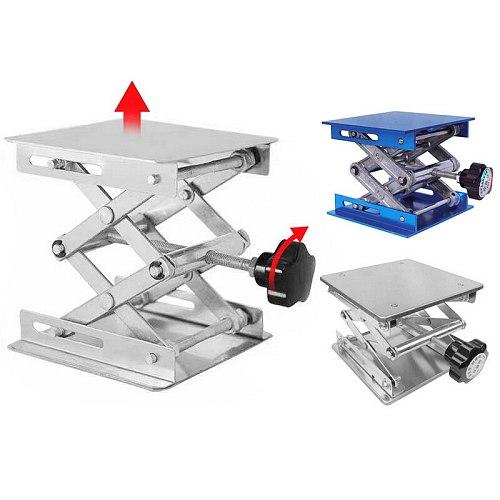 Metal  Lift Table Lab Stand Lifter  Lifting Jack Platform Lifts Household lifting table Experimental lift crane