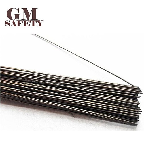 GM Welding Wire Material P20 of 0.2/0.3/0.4/0.5/0.6/0.8mm Plastics Mold Laser Wire Made in Germany 200pcs /1 Tube M62108