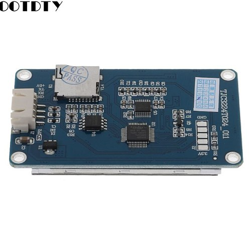 2.4  UART HMI 320x240 Touch Screen Smart Lamp Module LCD Display For TFT