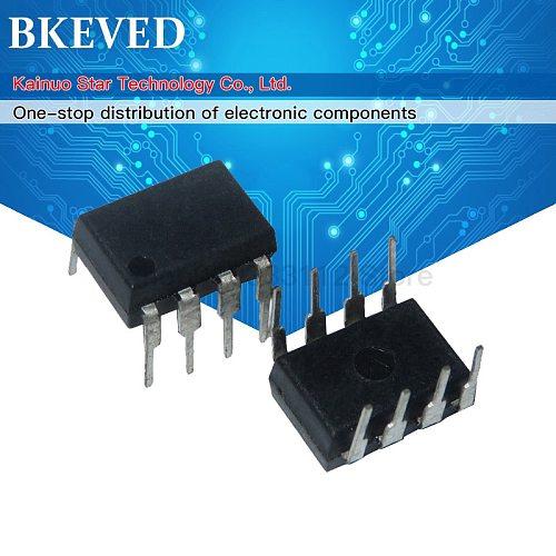 100PCS NJM4558D DIP8 NJM4558 DIP JRC4558D JRC4558 new and original IC