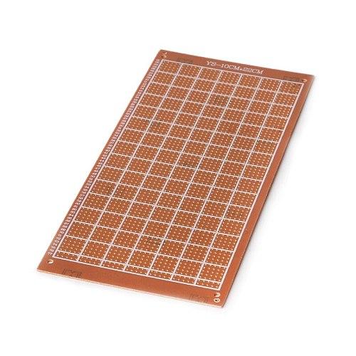 5x Universal Bakelite Plate DIY Prototype PCB Rectangle Hole Matrix Board Sheet