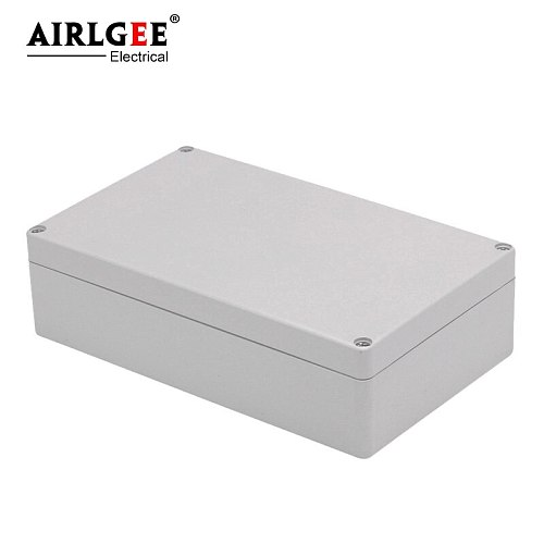 200x120x56 ABS plastic waterproof box shell monitoring waterproof junction box outdoor cable instrument security box