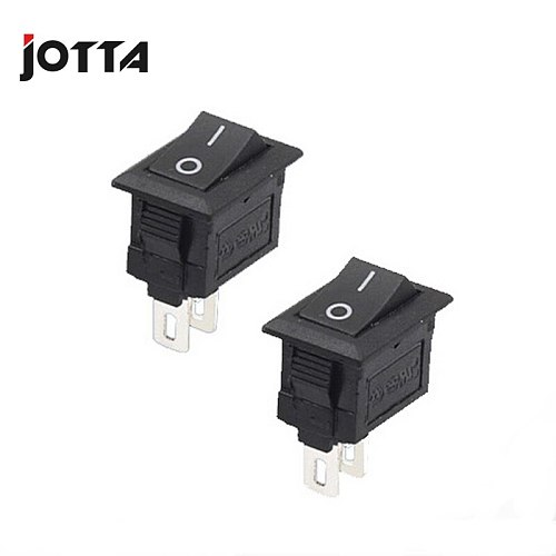 New 5Pcs/Lot High Quality 2 Pin Snap-in On/Off Position Snap Boat Button Switch 12V/110V/250V P0.05
