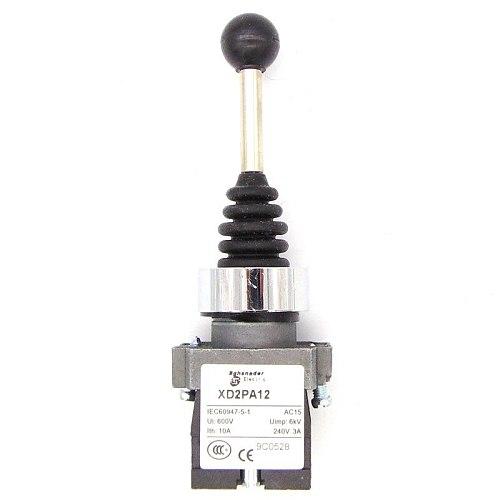 XD2-PA12 joystick controller  ,spring return joystick switch XD2-PA12CR Rotary Switches Self locking