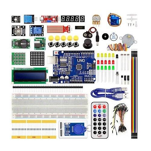 ArduinounoR3 Kit RFID Getting Started Programming Sensor Development Board MCU Kit