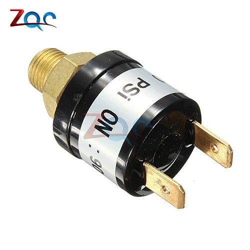 Pressure Switch Valves Switch Air Compressor Pressure Control Switch Valve Heavy Duty 90 PSI -120 PSI