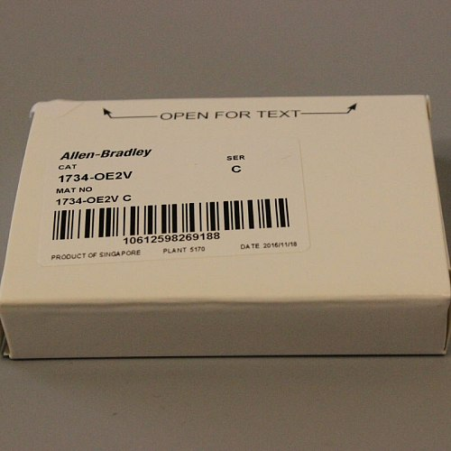 1734-OE2V 1734OE2V PLC Controller,New & Have in stock
